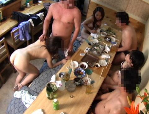 居酒屋で酔っぱらって理性を失った人々をご覧ください・・・(画像28枚)・16枚目