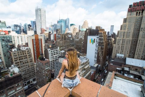 高所と美女のヌードがWでチンコを刺激してくれるセクシー画像集(30枚)・19枚目