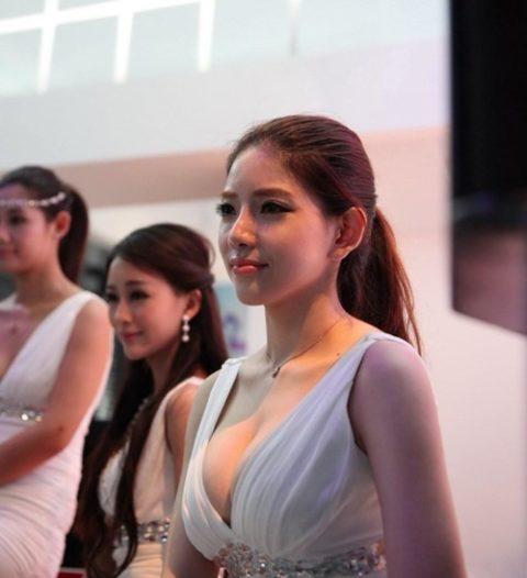 【抜ける】アジアのおっぱいレベルが高めなキャンギャル画像集(30枚)・20枚目
