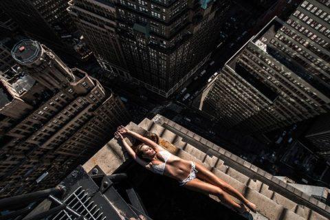 高所と美女のヌードがWでチンコを刺激してくれるセクシー画像集(30枚)・26枚目