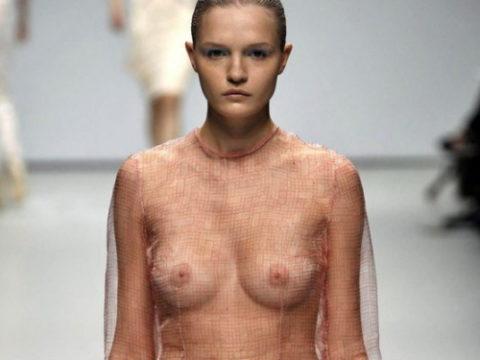 【乳首必須】抜けるファッションショーの画像集(30枚)