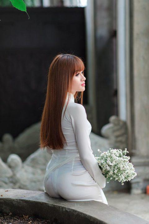 ベトナム行ったら一発でヤラれちゃうアオザイ美女たちの画像集(25枚)・14枚目