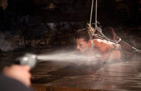 見てるだけで息苦しくなる水責めプレイのエロ画像集(42枚)・15枚目