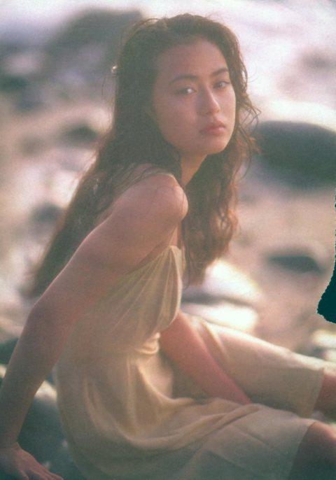 後藤 久美子さんが10代だった頃のボディーをご覧ください。。(画像22枚)・16枚目