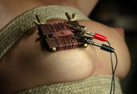 【SM調教】女を電流でビリビリさせる拷問プレイ画像集(30枚)・19枚目