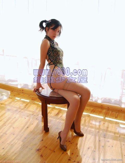 中国のエロ下着のモデルのズリネタレベルが高すぎる件(画像25枚)・21枚目