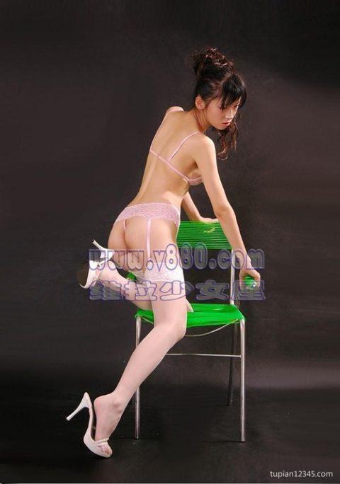 中国のエロ下着のモデルのズリネタレベルが高すぎる件(画像25枚)・25枚目