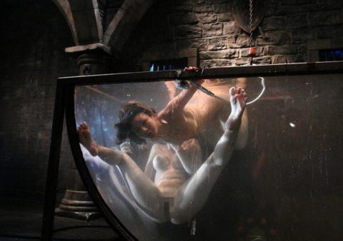 見てるだけで息苦しくなる水責めプレイのエロ画像集(42枚)・4枚目