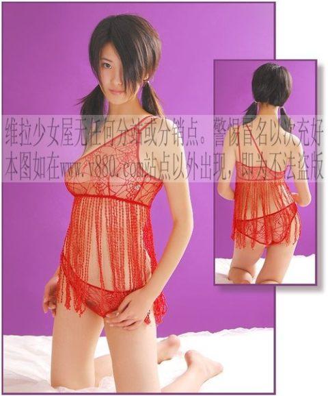 中国のエロ下着のモデルのズリネタレベルが高すぎる件(画像25枚)・4枚目