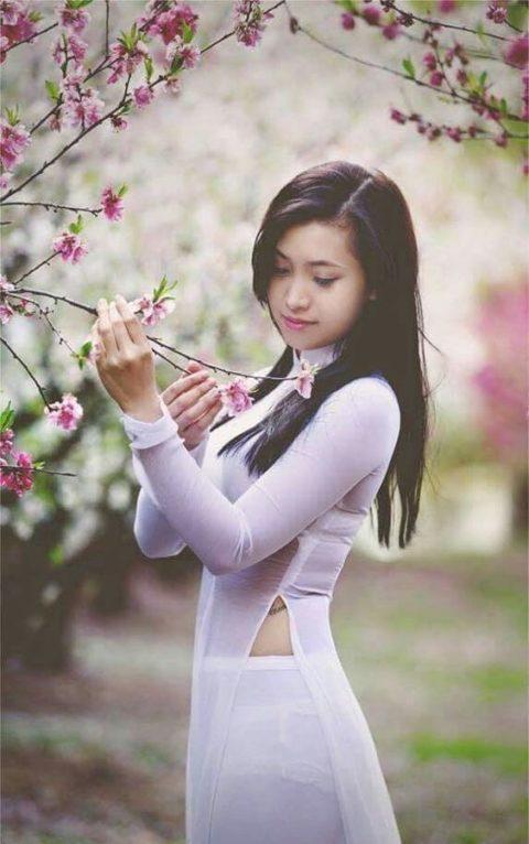 ベトナム行ったら一発でヤラれちゃうアオザイ美女たちの画像集(25枚)・5枚目