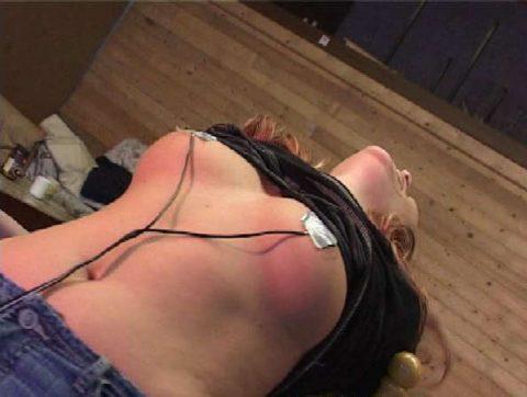 【SM調教】女を電流でビリビリさせる拷問プレイ画像集(30枚)・5枚目