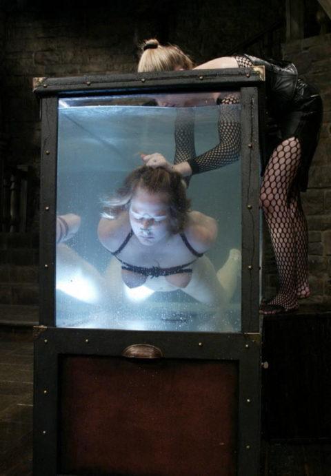 見てるだけで息苦しくなる水責めプレイのエロ画像集(42枚)・9枚目