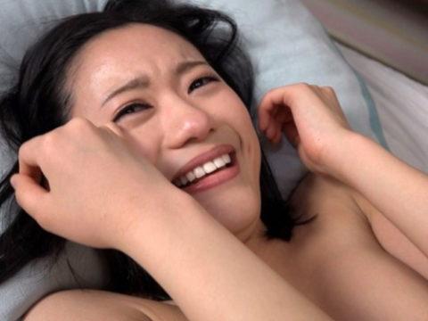【闇深】後悔?涙を流すAV女優さんのリアルなエロ画像集(23枚)