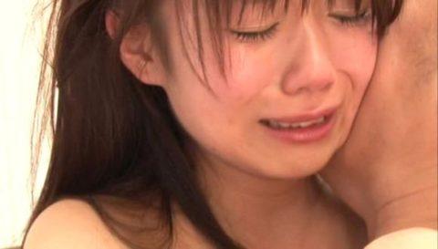【闇深】後悔?涙を流すAV女優さんのリアルなエロ画像集(23枚)・12枚目