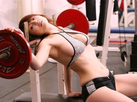 むしろ汗だくになってほしいスポーツウェアを着たセクシーな女の子(画像40枚)・16枚目