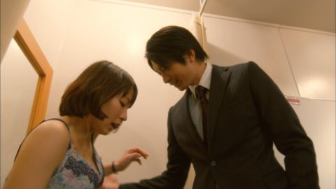 【吉岡里帆】美巨乳なわがままボディーとルックスが反則レベルの女性芸能人。(76枚)・52枚目