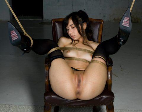 日本の芸術作品と言っても過言ではない緊縛エロ画像集(35枚)・23枚目