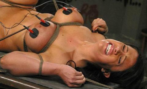 【電流責め】泣き叫べ!電気ビリビリ拷問プレイ画像集(39枚)・27枚目