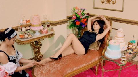 "【RAINBOW】K-POP""マンスジ""アイドルの抜けるセクシー画像集(35枚)・30枚目"