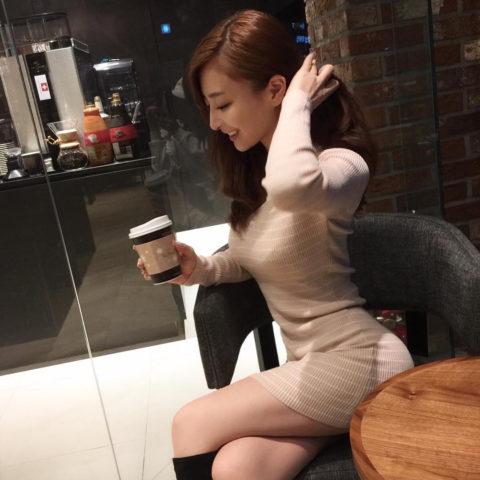 韓国女性の着衣巨乳のエロさは異常wwwwwwwww(画像37枚)・32枚目