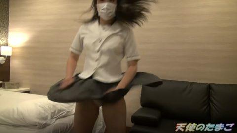 【画像あり】パイパン女子学生が初めての援〇でハメ撮りされるwwww・4枚目