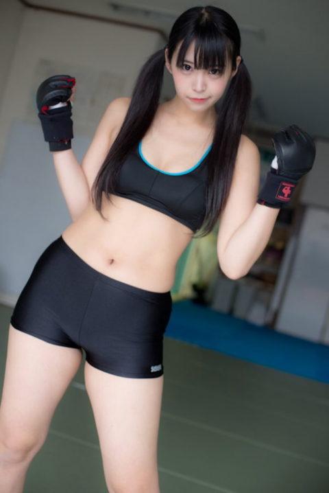 むしろ汗だくになってほしいスポーツウェアを着たセクシーな女の子(画像40枚)・8枚目