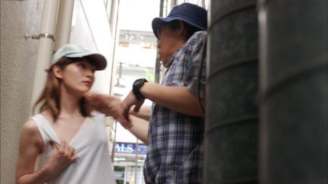【本田翼】ドラマで見せた乳輪やパンチラのエロ画像をご覧ください