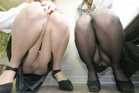 【セクハラ要員】OL・女子社員のセクシー挑発エロ画像集(37枚)・14枚目