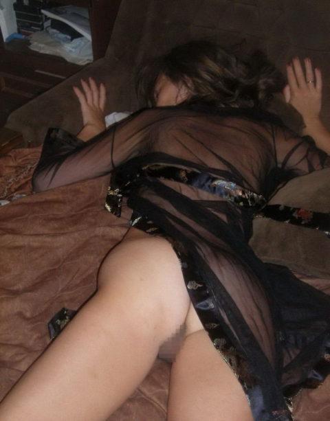 寝てる彼女のマンコ撮ったったwwwwwwwwwwwww(画像35枚)・16枚目