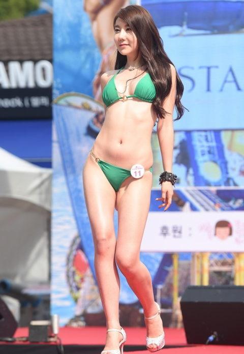 【GIFあり】韓国の水着美女コンテストがガチで抜けるレベルなんだが(画像38枚)・18枚目
