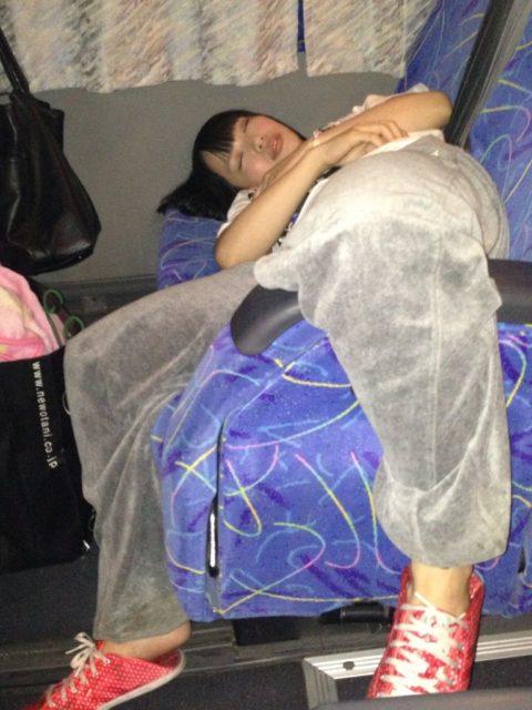 寝顔を盗撮されてうpされるAKB48メンバーたちの画像集(25枚)・28枚目