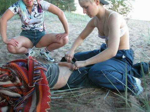 【逆セクハラ】オラオラ系女子と草食系男子が相見えるとこうなる・・・。(画像あり)・30枚目