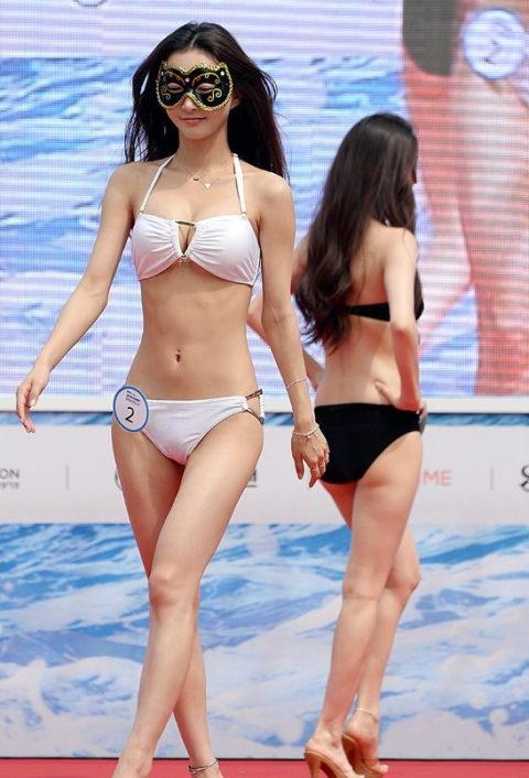 【GIFあり】韓国の水着美女コンテストがガチで抜けるレベルなんだが(画像38枚)・7枚目