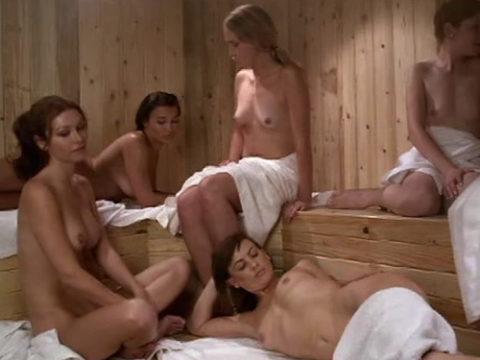 海外の混浴サウナが美女のオマンコ天国な件(画像31枚)・1枚目