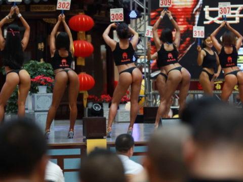 【日本もアリ】世界各国の美尻コンテストのセクシー画像集(37枚)
