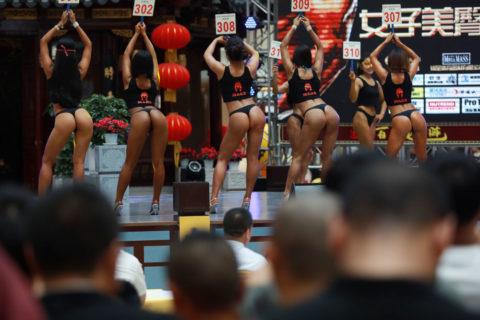 【日本もアリ】世界各国の美尻コンテストのセクシー画像集(37枚)・12枚目