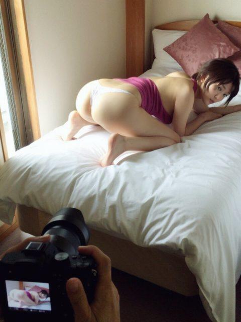 【朝比奈祐未】乳首もガッツリ写ってる巨乳・美尻・セクシーグラビア画像集(39枚)・13枚目