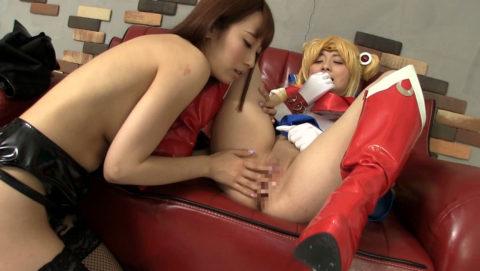 【レズ】コスプレイヤー同士の百合セックスの画像集(40枚)・14枚目