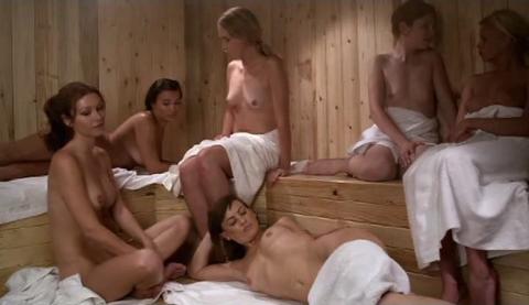 海外の混浴サウナが美女のオマンコ天国な件(画像31枚)・16枚目
