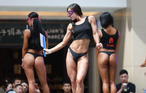 【日本もアリ】世界各国の美尻コンテストのセクシー画像集(37枚)・16枚目