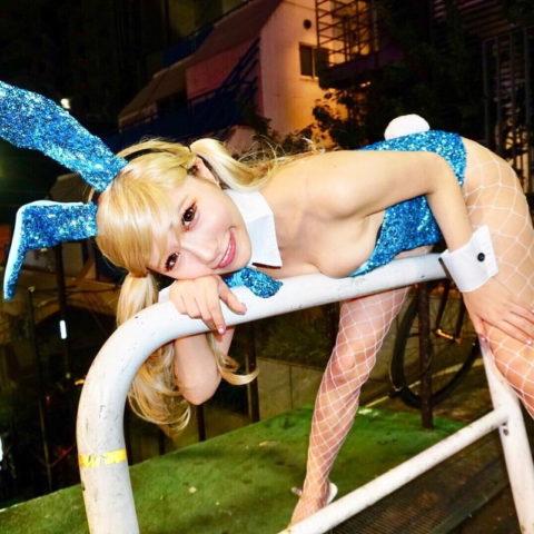 【パリオンgirls】「party on tokyo」専属美女ダンサーのエロ画像集(33枚)・17枚目