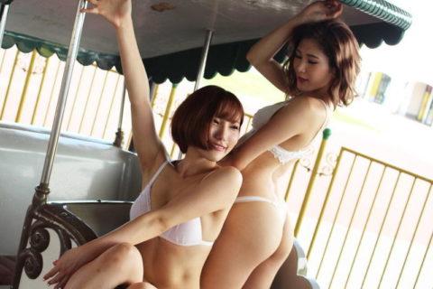 【パリオンgirls】「party on tokyo」専属美女ダンサーのエロ画像集(33枚)・22枚目