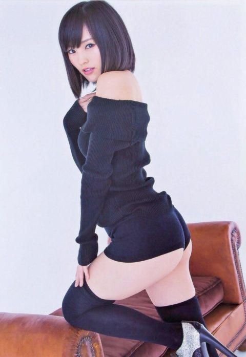 【NMB48】さや姉こと山本彩の引き締まったお尻に着目したエロ目線画像集(38枚)・23枚目