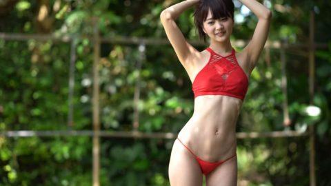 【浜田翔子】透け乳首でファン離れを防ぐ作戦に・・・これはエロいwwwww(画像33枚)・19枚目