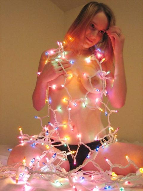今年のクリスマスの僕の彼女の思い出エロ画像をご覧ください・・・(40枚)・26枚目