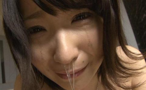 AV出演を後悔してるのか…?涙目になってるAV女優のエロ画像集(38枚)・13枚目