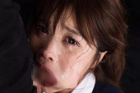 AV出演を後悔してるのか…?涙目になってるAV女優のエロ画像集(38枚)・34枚目