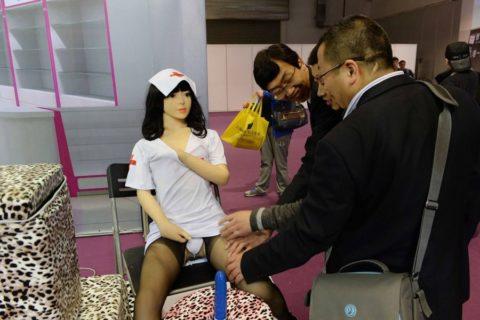 中国最大のラブドールフォーラム、男5万人の集客に成功するwwwwwwww(画像あり)・1枚目
