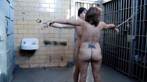 【地獄】女性刑務所に収監される女の扱いをご覧ください…。(45枚)・1枚目