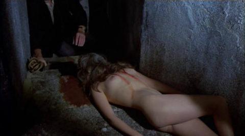 【グロエロ】映画唯一のエロシーン、ただ全裸の女性は遺体です。興奮する??(23枚)・10枚目
